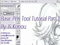Basic Pen Tool Tutorial